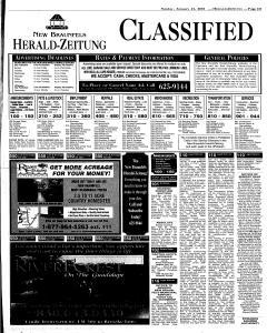 New Braunfels Herald Zeitung, January 21, 2001, Page 17