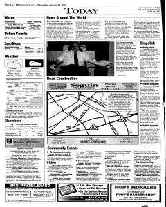 New Braunfels Herald Zeitung, January 24, 2001, Page 2