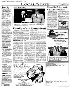 New Braunfels Herald Zeitung, January 26, 2001, Page 4