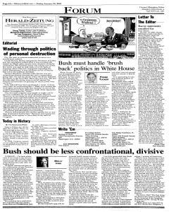 New Braunfels Herald Zeitung, January 26, 2001, Page 6
