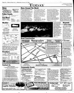 New Braunfels Herald Zeitung, January 31, 2001, Page 2