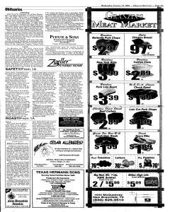New Braunfels Herald Zeitung, January 31, 2001, Page 3