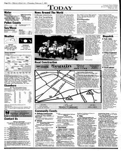 New Braunfels Herald Zeitung, February 01, 2001, Page 2