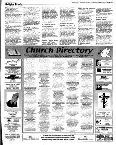 New Braunfels Herald Zeitung, February 03, 2001, Page 7