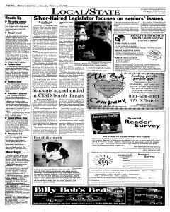 New Braunfels Herald Zeitung, February 10, 2001, Page 4