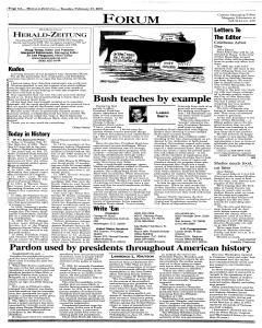 New Braunfels Herald Zeitung, February 27, 2001, Page 6