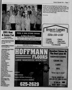 New Braunfels Herald Zeitung, May 03, 2001, Page 21