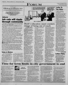 New Braunfels Herald Zeitung, May 06, 2001, Page 6