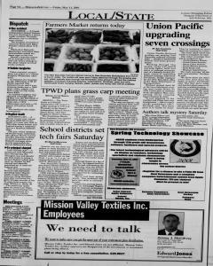 New Braunfels Herald Zeitung, May 11, 2001, Page 4