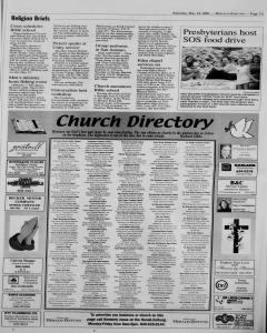 New Braunfels Herald Zeitung, May 12, 2001, Page 7