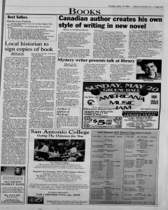 New Braunfels Herald Zeitung, May 13, 2001, Page 19