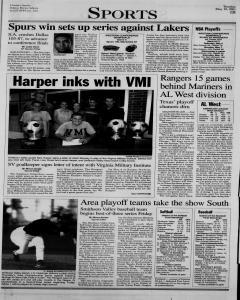 New Braunfels Herald Zeitung, May 15, 2001, Page 7