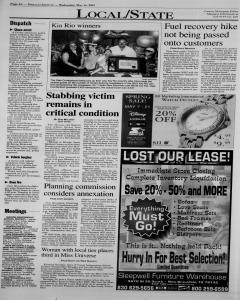 New Braunfels Herald Zeitung, May 16, 2001, Page 4