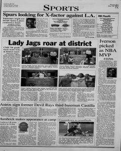 New Braunfels Herald Zeitung, May 16, 2001, Page 7