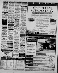 New Braunfels Herald Zeitung, May 18, 2001, Page 20