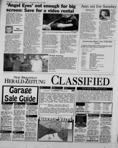 New Braunfels Herald Zeitung, May 19, 2001, Page 14