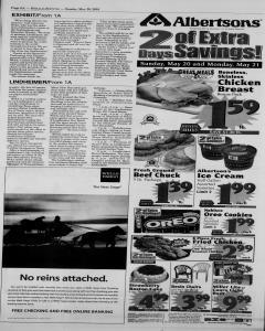 New Braunfels Herald Zeitung, May 20, 2001, Page 8