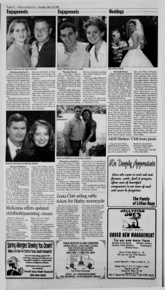 New Braunfels Herald Zeitung, May 20, 2001, Page 18
