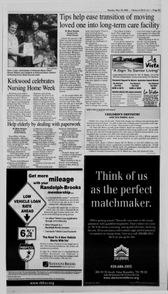 New Braunfels Herald Zeitung, May 20, 2001, Page 19