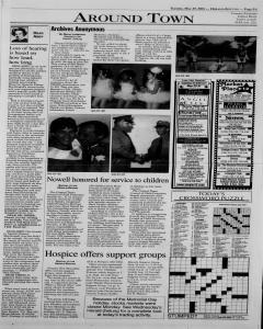 New Braunfels Herald Zeitung, May 29, 2001, Page 5
