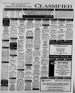 New Braunfels Herald Zeitung, May 30, 2001, Page 12