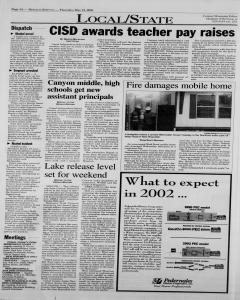 New Braunfels Herald Zeitung, May 31, 2001, Page 6