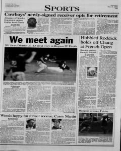 New Braunfels Herald Zeitung, May 31, 2001, Page 11