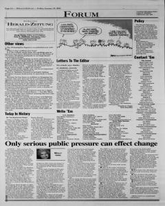 New Braunfels Herald Zeitung, January 24, 2003, Page 6