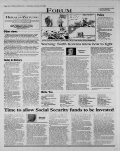 New Braunfels Herald Zeitung, January 25, 2003, Page 4