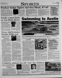New Braunfels Herald Zeitung, February 02, 2003, Page 11