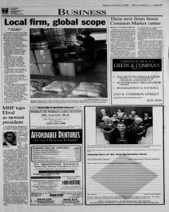 New Braunfels Herald Zeitung, February 02, 2003, Page 15