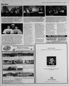 New Braunfels Herald Zeitung, February 02, 2003, Page 21
