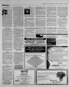 New Braunfels Herald Zeitung, February 11, 2003, Page 3