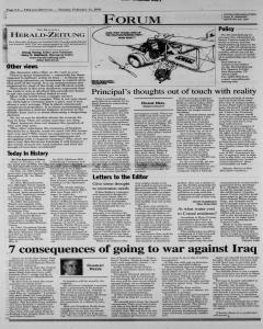 New Braunfels Herald Zeitung, February 11, 2003, Page 6