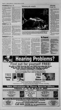 New Braunfels Herald Zeitung, February 16, 2003, Page 8