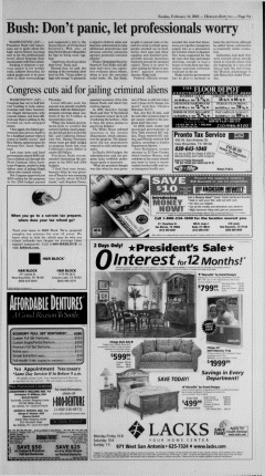 New Braunfels Herald Zeitung, February 16, 2003, Page 9