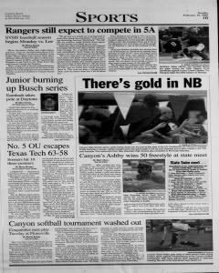 New Braunfels Herald Zeitung, February 16, 2003, Page 13