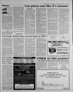 New Braunfels Herald Zeitung, February 21, 2003, Page 3