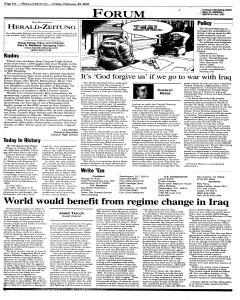New Braunfels Herald Zeitung, February 28, 2003, Page 6