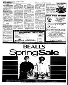 New Braunfels Herald Zeitung, May 02, 2003, Page 8