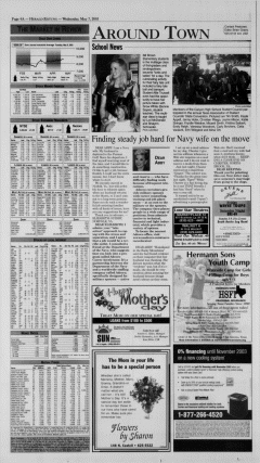 New Braunfels Herald Zeitung, May 07, 2003, Page 4