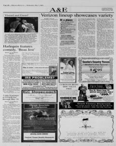 New Braunfels Herald Zeitung, May 07, 2003, Page 10