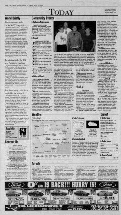 New Braunfels Herald Zeitung, May 09, 2003, Page 2