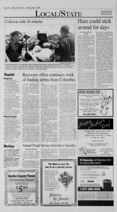 New Braunfels Herald Zeitung, May 09, 2003, Page 4