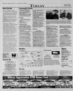 New Braunfels Herald Zeitung, May 16, 2003, Page 2