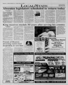 New Braunfels Herald Zeitung, May 16, 2003, Page 4