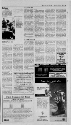 New Braunfels Herald Zeitung, May 21, 2003, Page 3