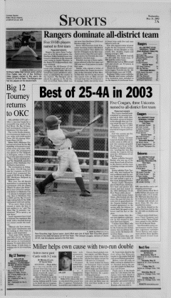 New Braunfels Herald Zeitung, May 21, 2003, Page 7