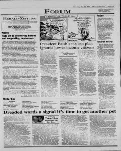 New Braunfels Herald Zeitung, May 24, 2003, Page 5