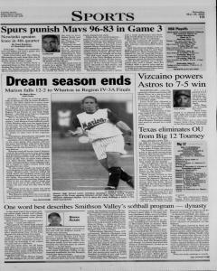New Braunfels Herald Zeitung, May 24, 2003, Page 9